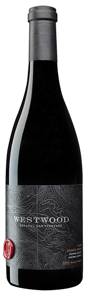 2015 Estate Syrah